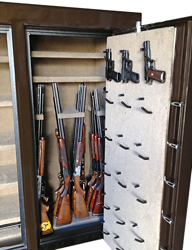 Premium Usa Made Gun Safes From Pentagon Safes And Vault Doors