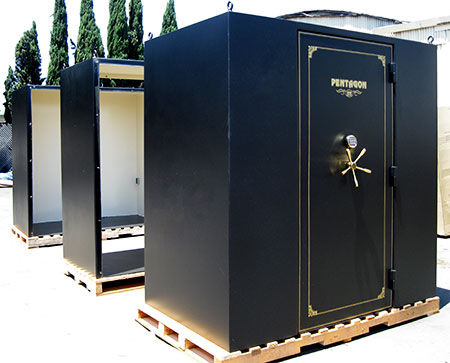 Storm shelters tornado shelters hurricane shelters for Walk in safes for homes