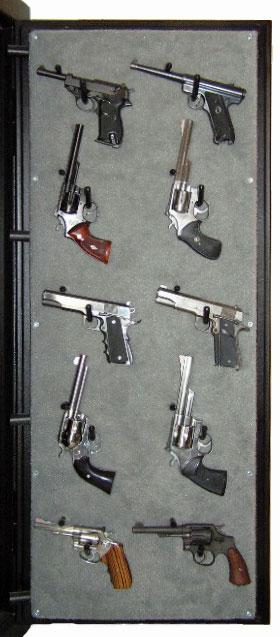 pistol back & Vault Doors Vault Room Doors Storm Shelter Doors Safe Room and ...